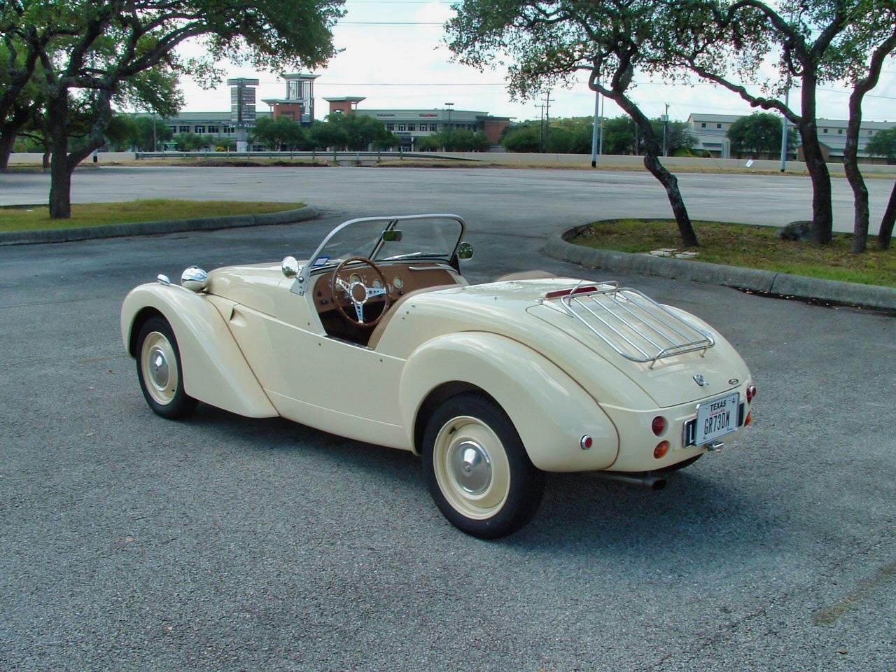 2CV Burton - La Deuche roadster ! 5
