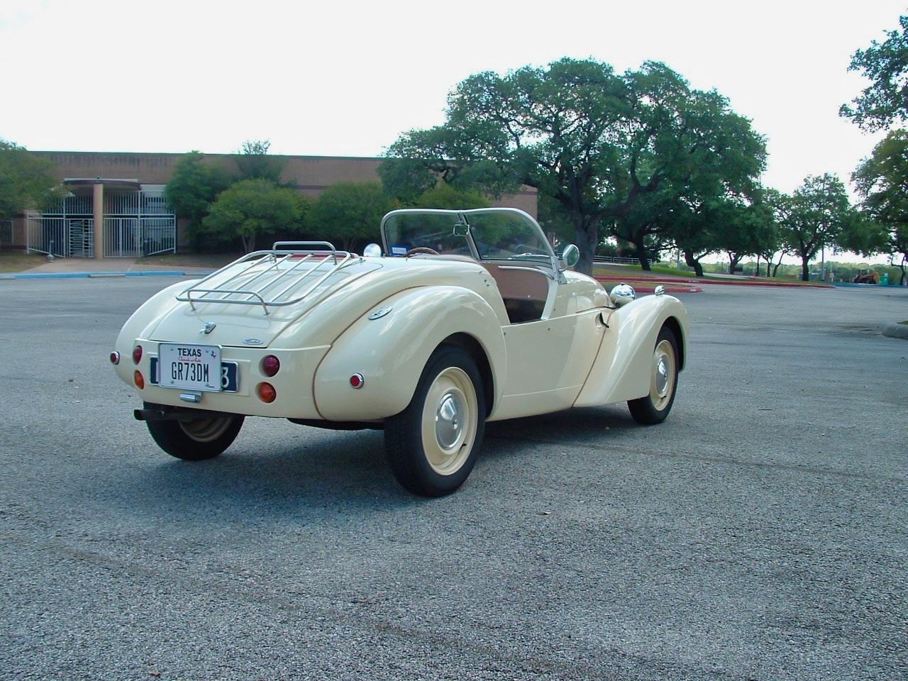 2CV Burton - La Deuche roadster ! 10