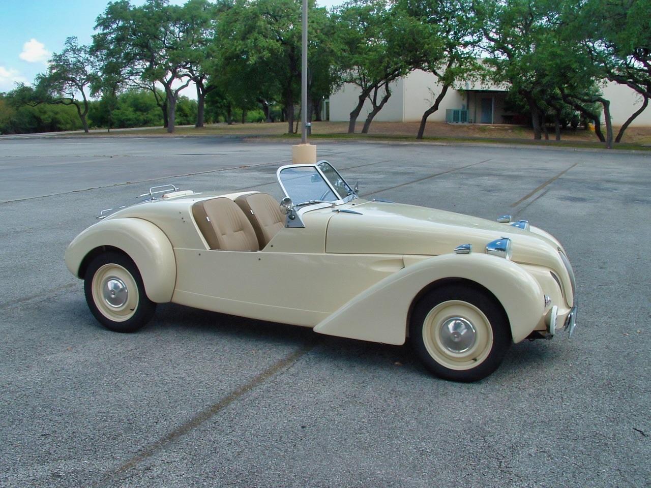 2CV Burton - La Deuche roadster ! 9