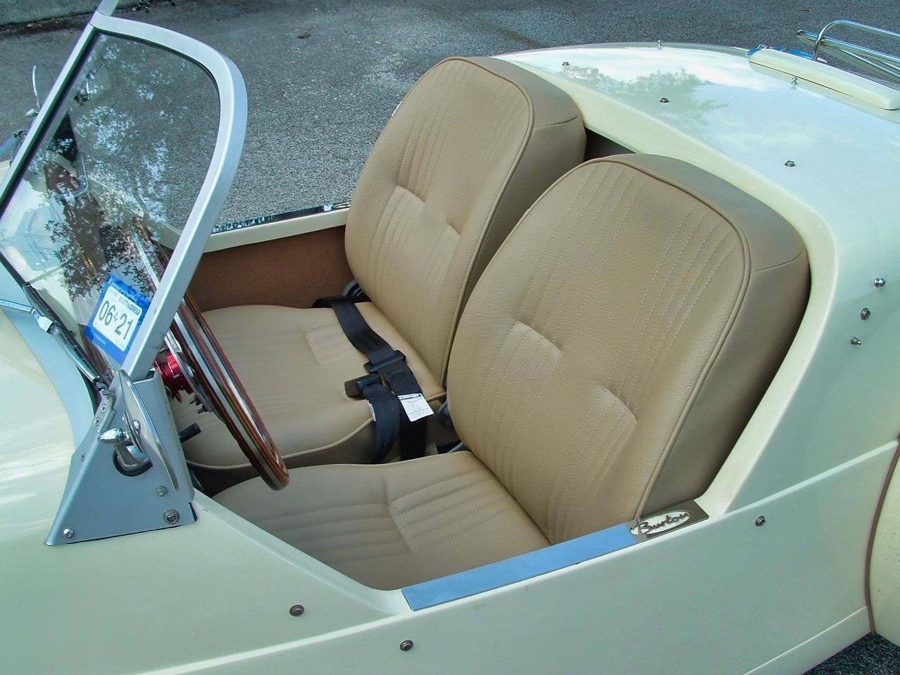 2CV Burton - La Deuche roadster ! 7