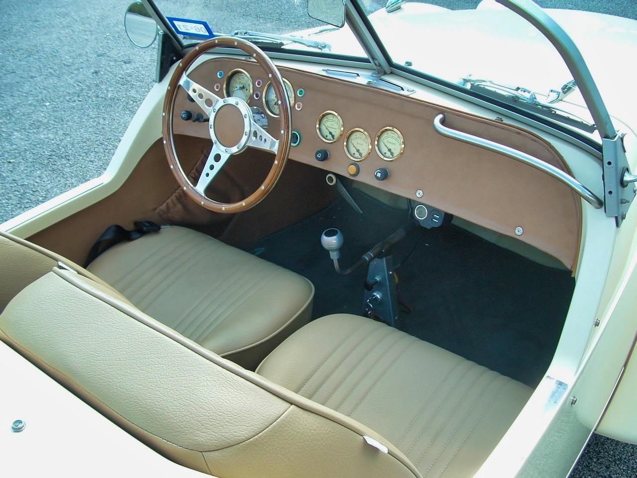 2CV Burton - La Deuche roadster ! 6