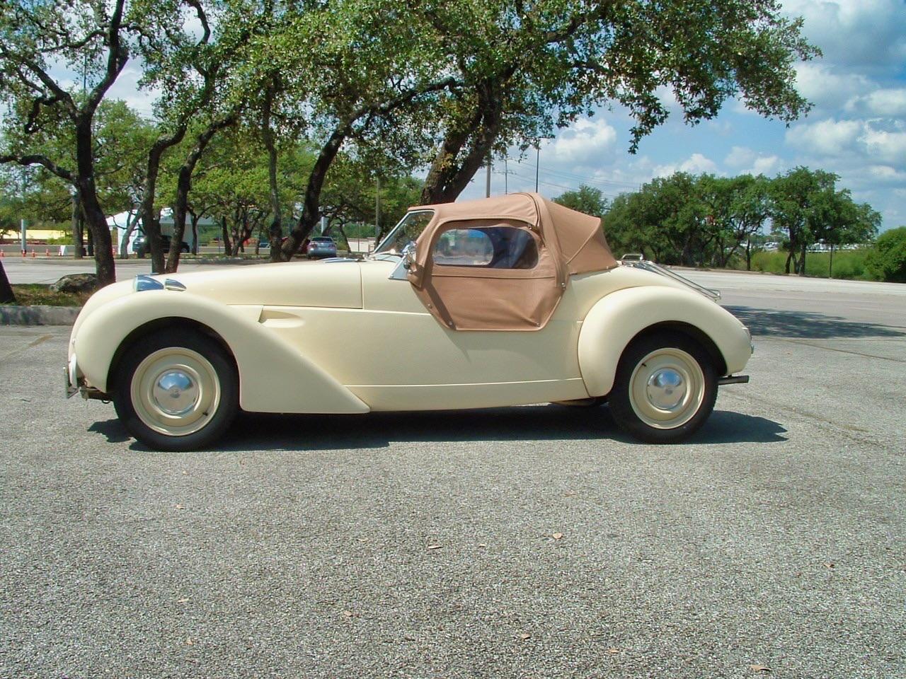 2CV Burton - La Deuche roadster ! 8