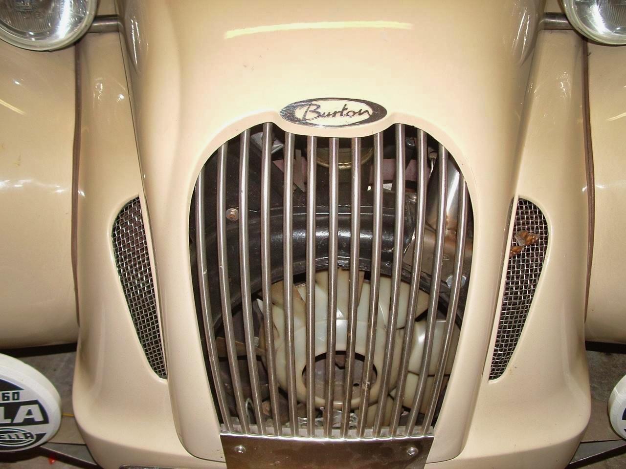 2CV Burton - La Deuche roadster ! 1