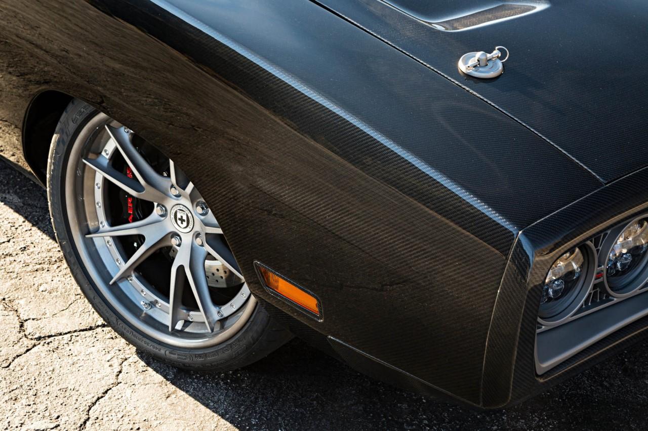 """Dodge Charger '70 """"Tantrum"""" : Shérif, fais-moi mal ! 3"""