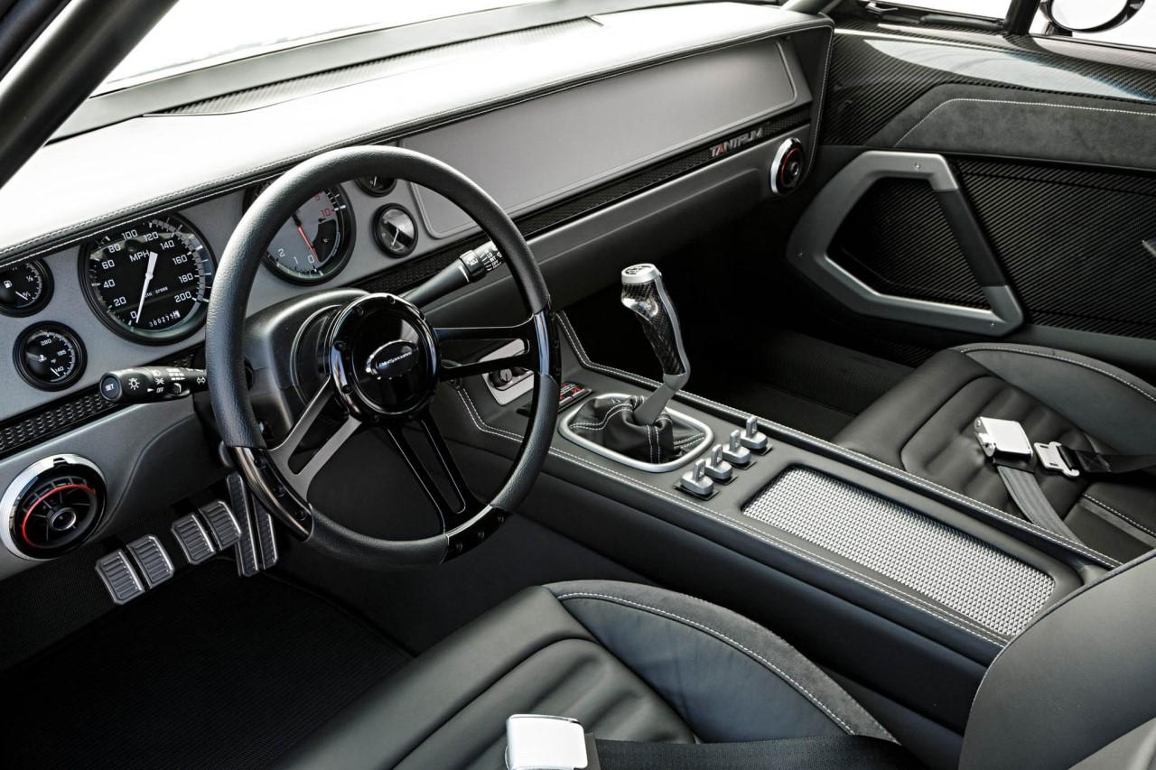 """Dodge Charger '70 """"Tantrum"""" : Shérif, fais-moi mal ! 5"""