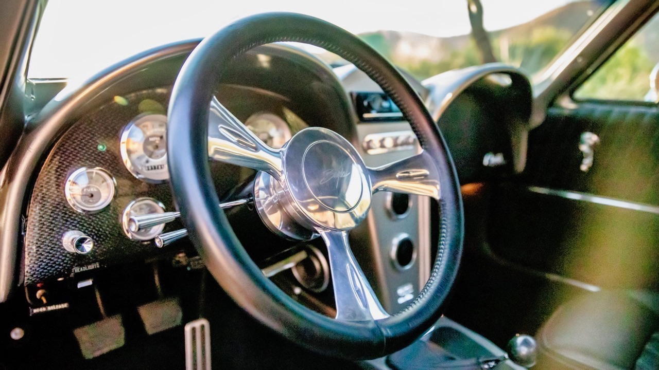 '64 Chevrolet Corvette C2 - Stingray'stomod ! 14