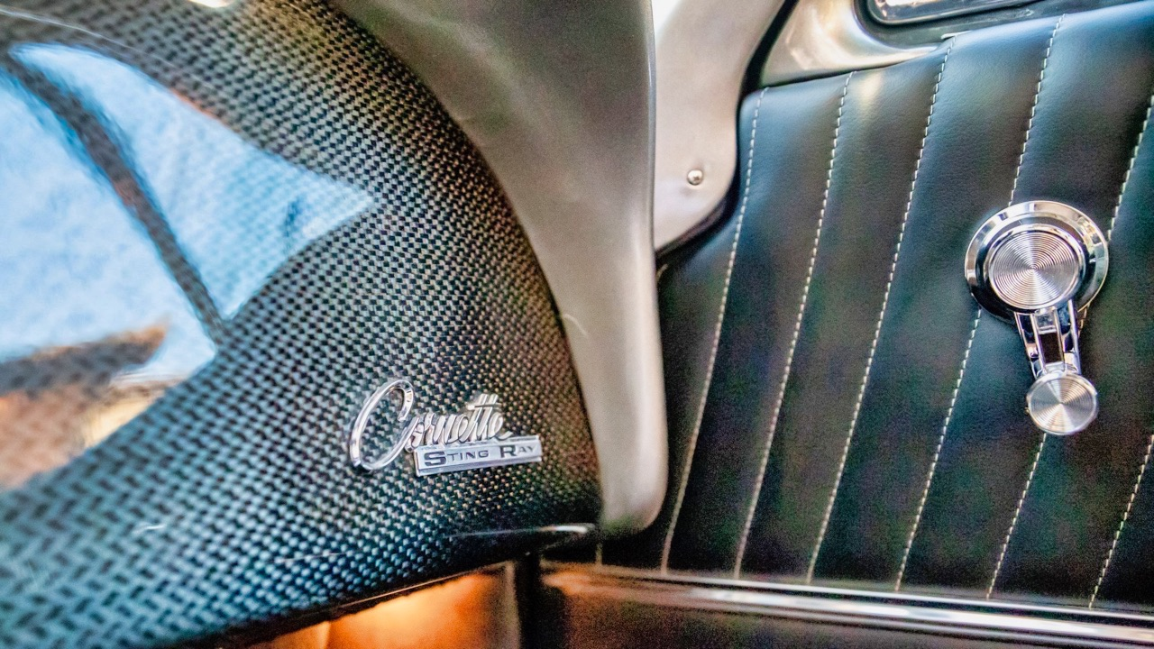 '64 Chevrolet Corvette C2 - Stingray'stomod ! 16
