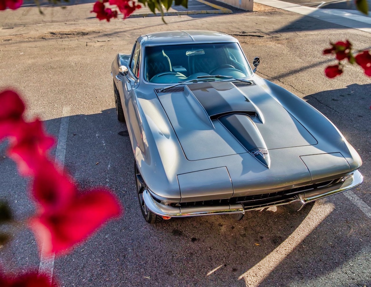 '64 Chevrolet Corvette C2 - Stingray'stomod ! 9