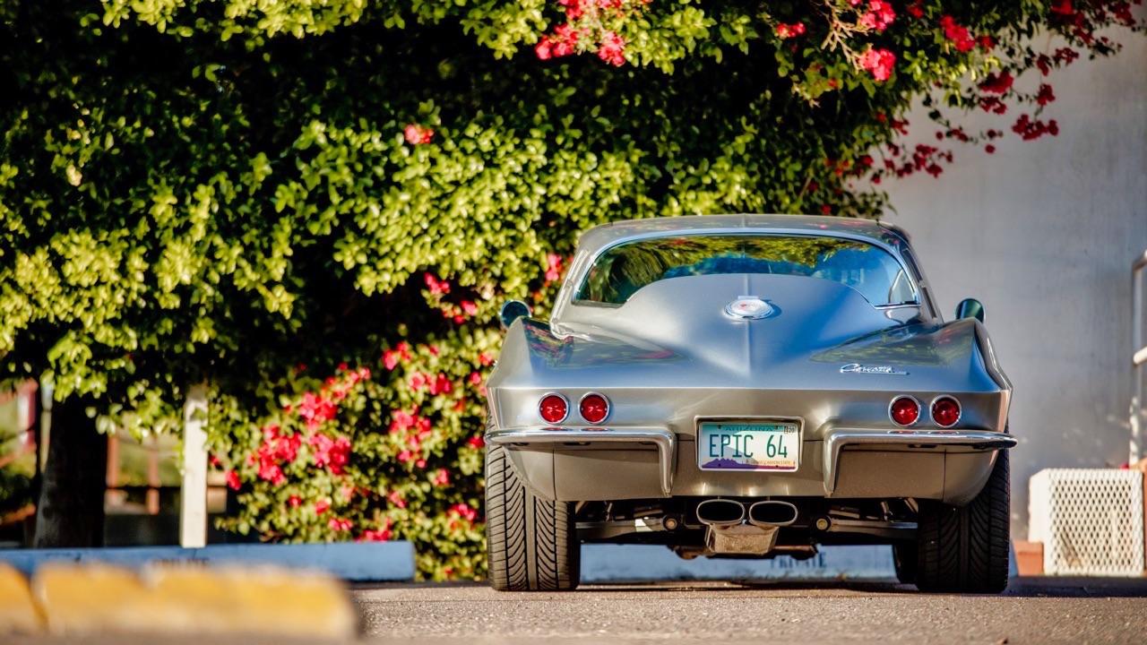 '64 Chevrolet Corvette C2 - Stingray'stomod ! 6