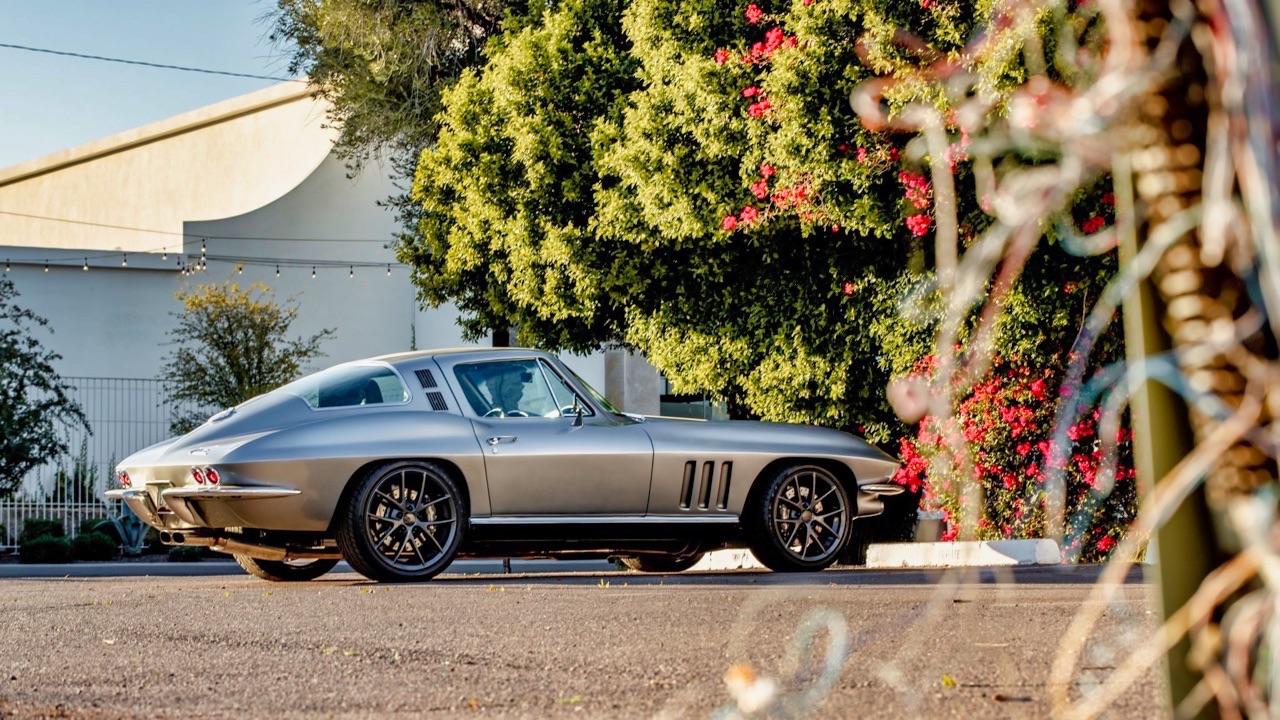 '64 Chevrolet Corvette C2 - Stingray'stomod ! 18