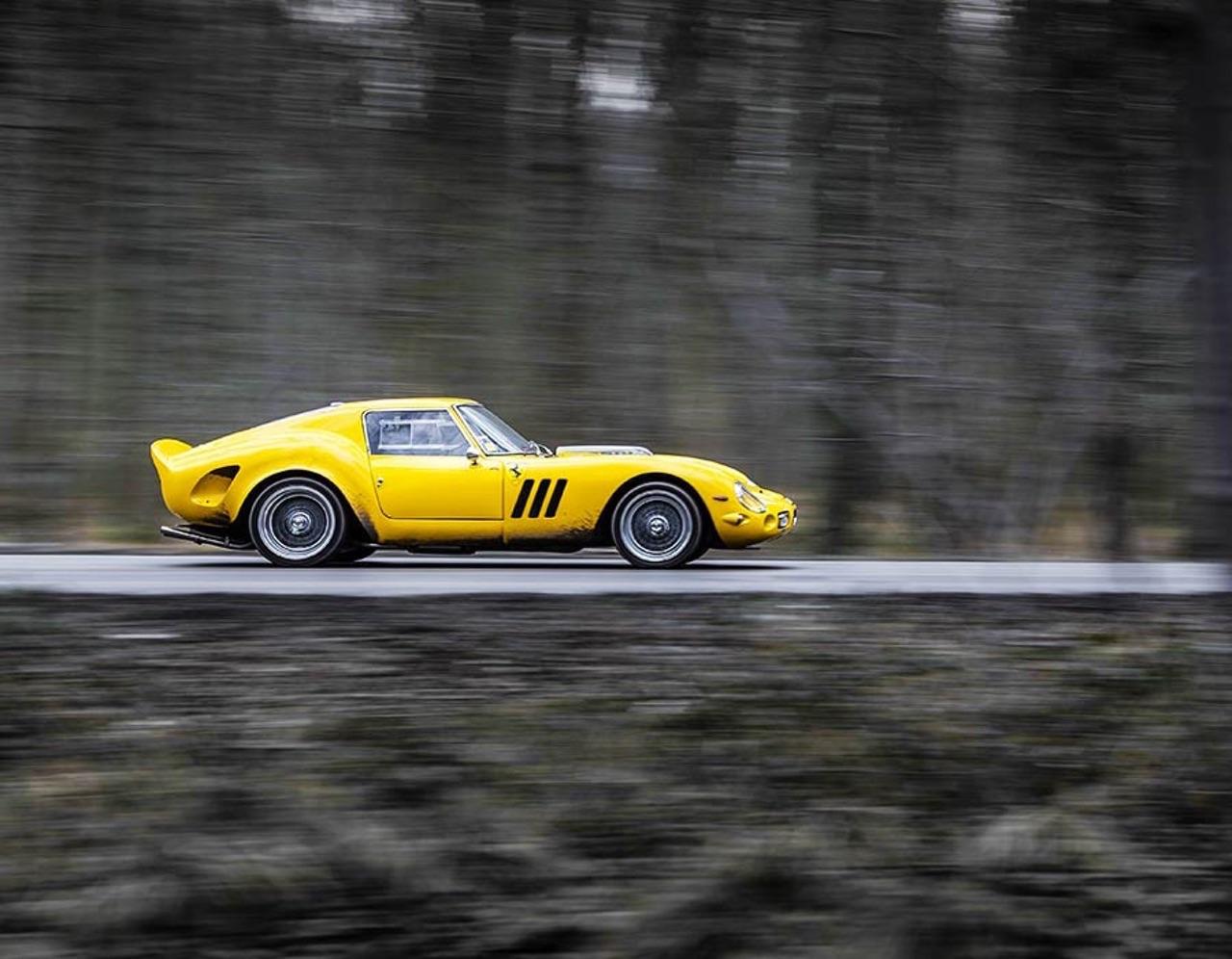 Ferrari 250 GTO Hot Rod... Une Gee Tee Ho de 601 ch ! 2