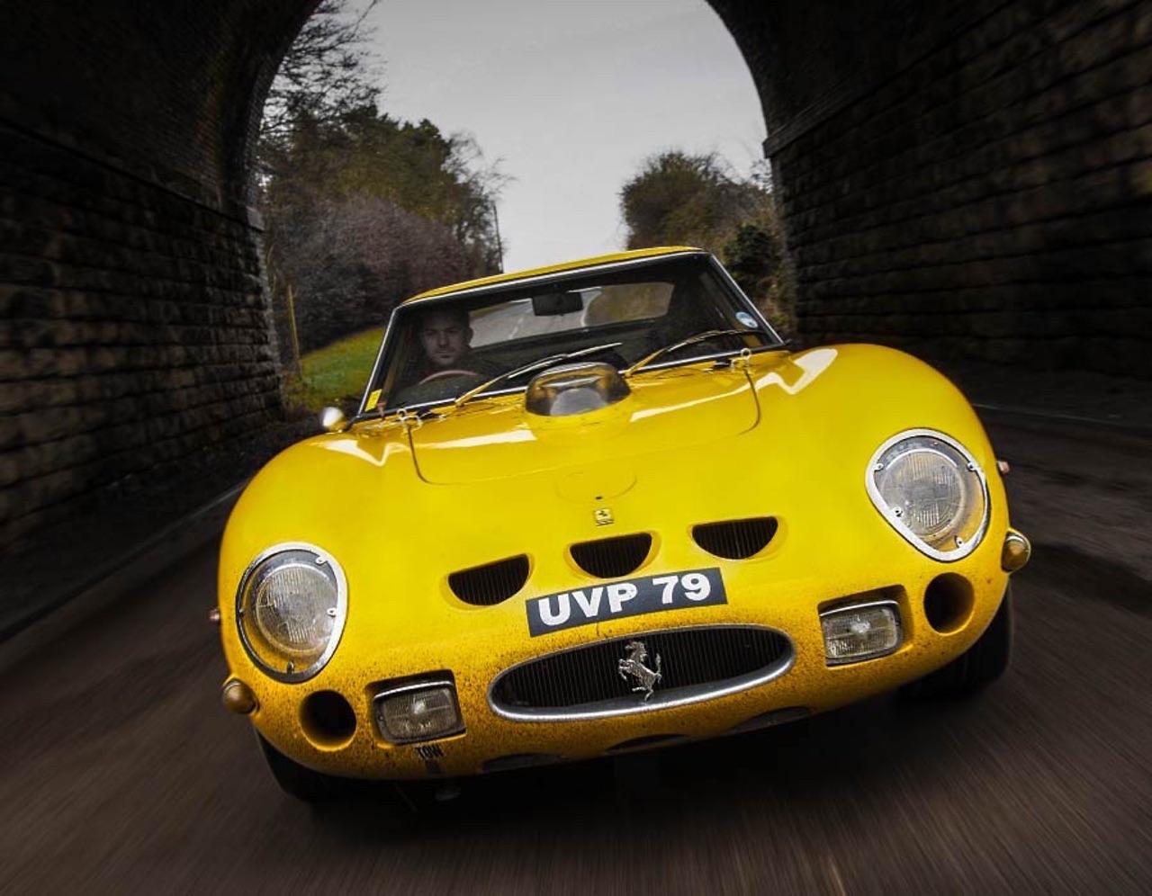 Ferrari 250 GTO Hot Rod... Une Gee Tee Ho de 601 ch ! 3