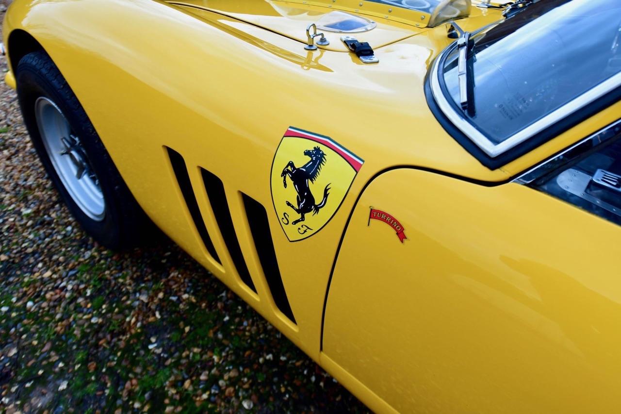 Ferrari 250 GTO Hot Rod... Une Gee Tee Ho de 601 ch ! 10