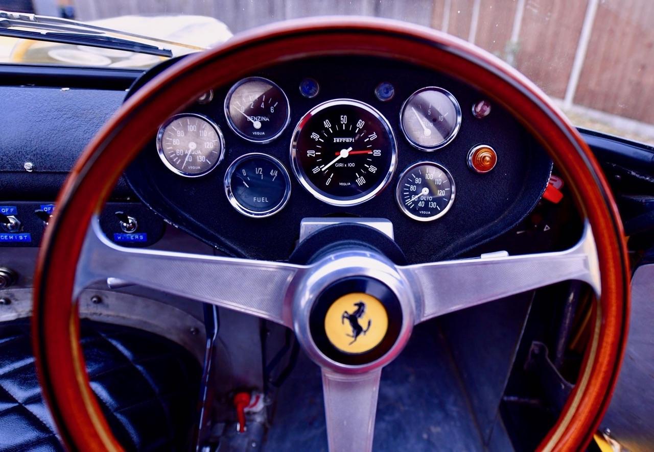 Ferrari 250 GTO Hot Rod... Une Gee Tee Ho de 601 ch ! 11