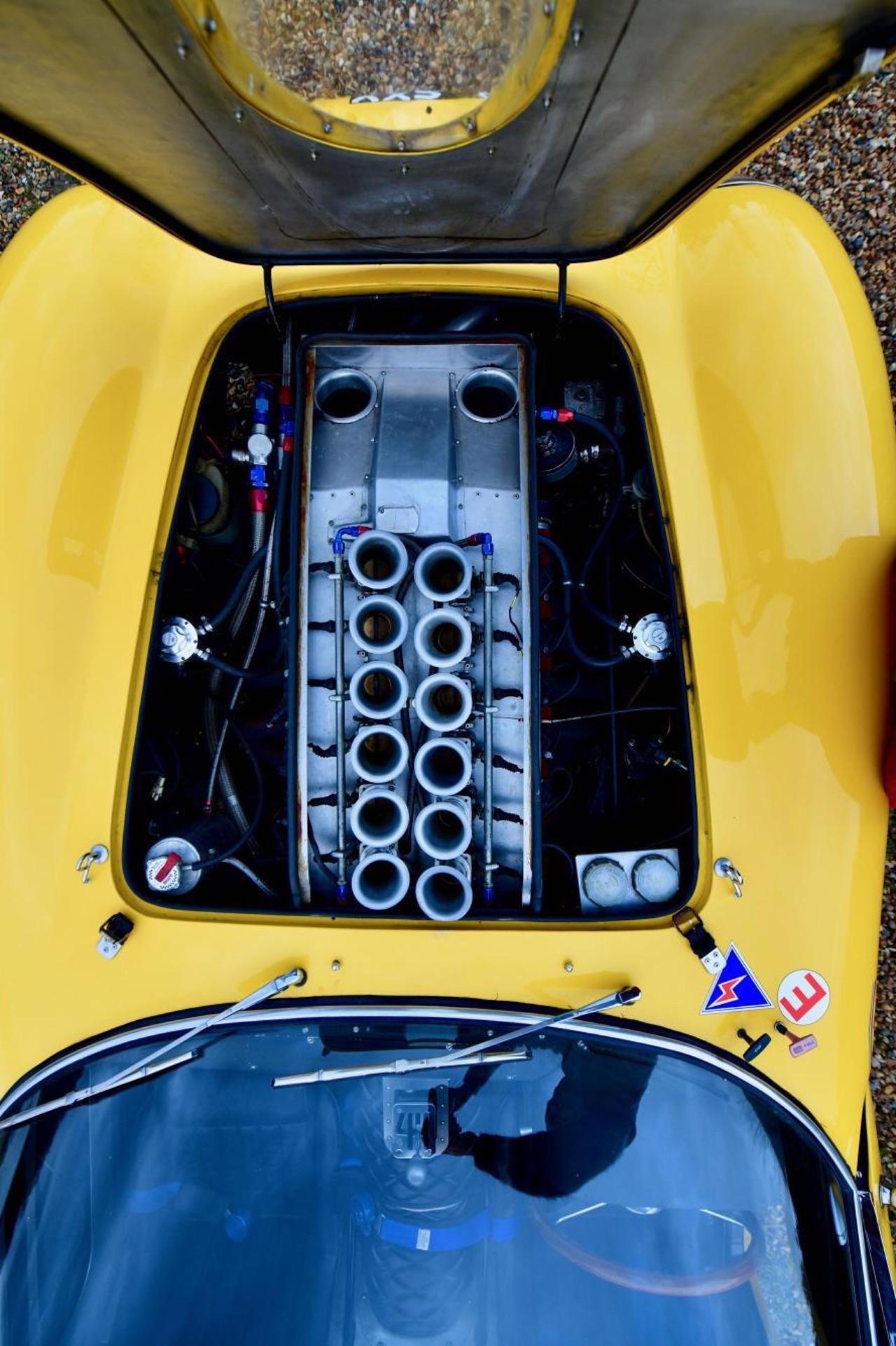 Ferrari 250 GTO Hot Rod... Une Gee Tee Ho de 601 ch ! 12