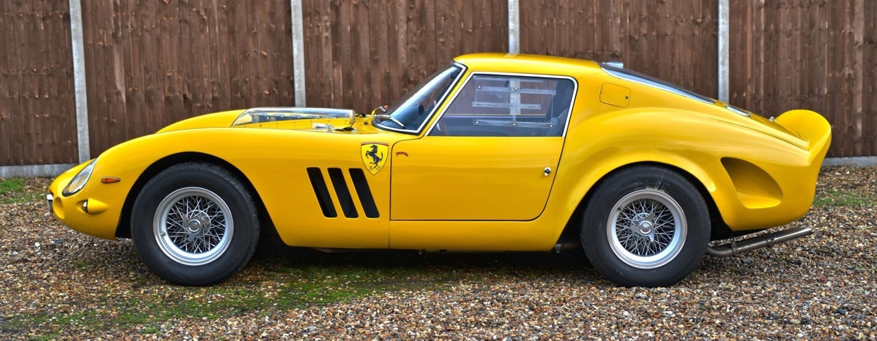 Ferrari 250 GTO Hot Rod... Une Gee Tee Ho de 601 ch ! 16