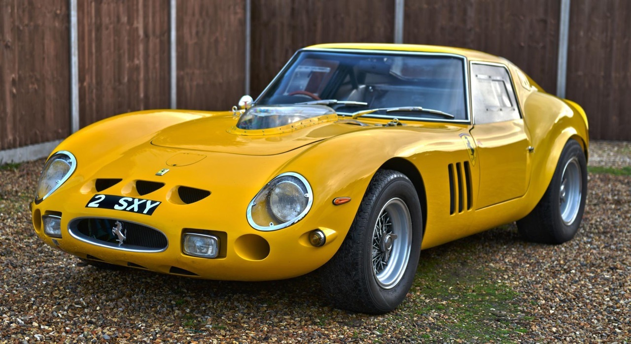 Ferrari 250 GTO Hot Rod... Une Gee Tee Ho de 601 ch ! 17