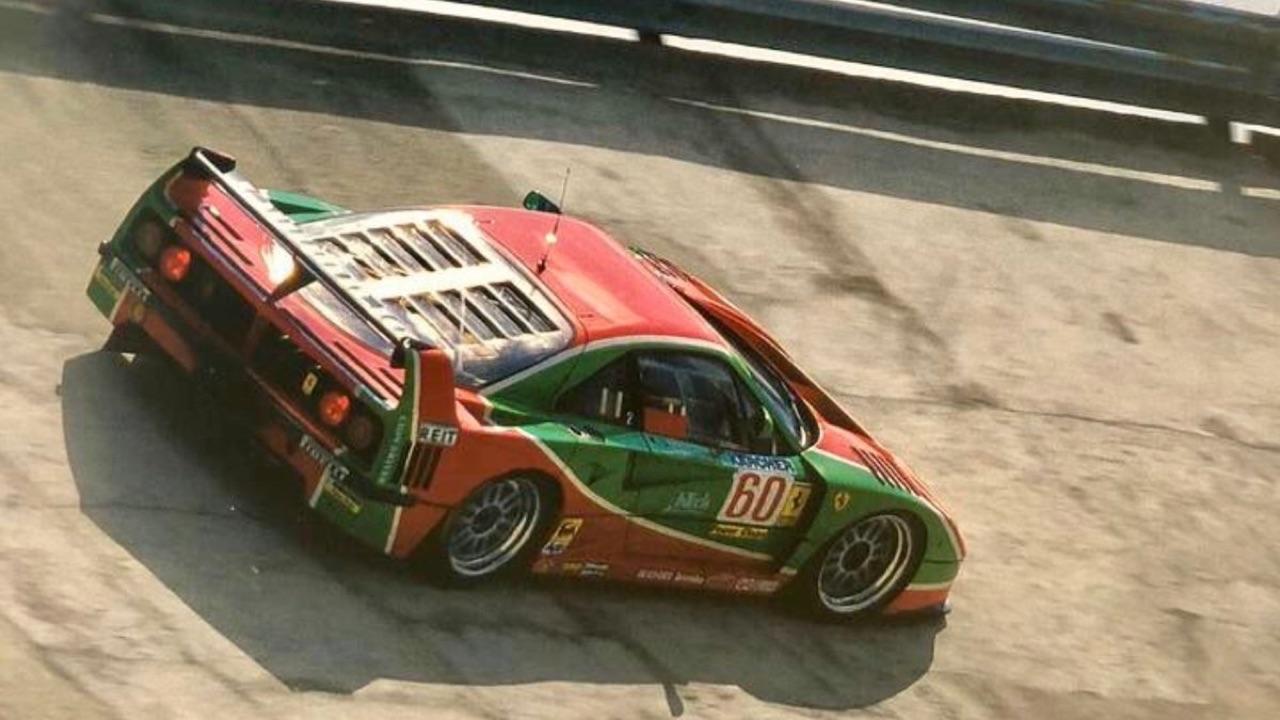 Ferrari F40 LM et Competizione : la plus rouge ! 37