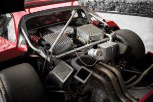 Ferrari F40 LM et Competizione : la plus rouge ! 42