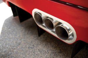 Ferrari F40 LM et Competizione : la plus rouge ! 39