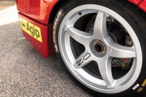 Ferrari F40 LM et Competizione : la plus rouge ! 38