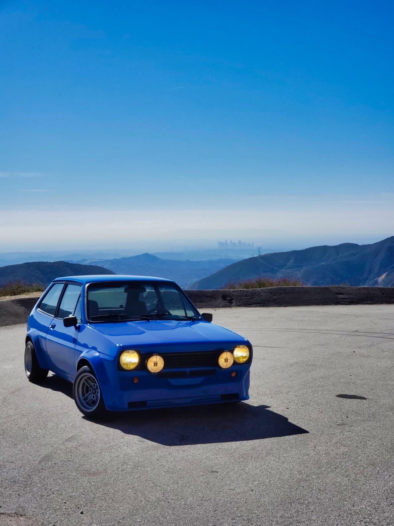 '79 Ford Fiesta... RS - Enfin si elle avait existé ! 13