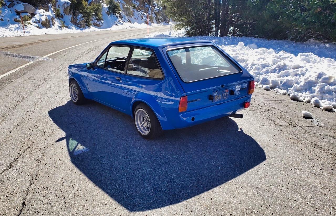 '79 Ford Fiesta... RS - Enfin si elle avait existé ! 3