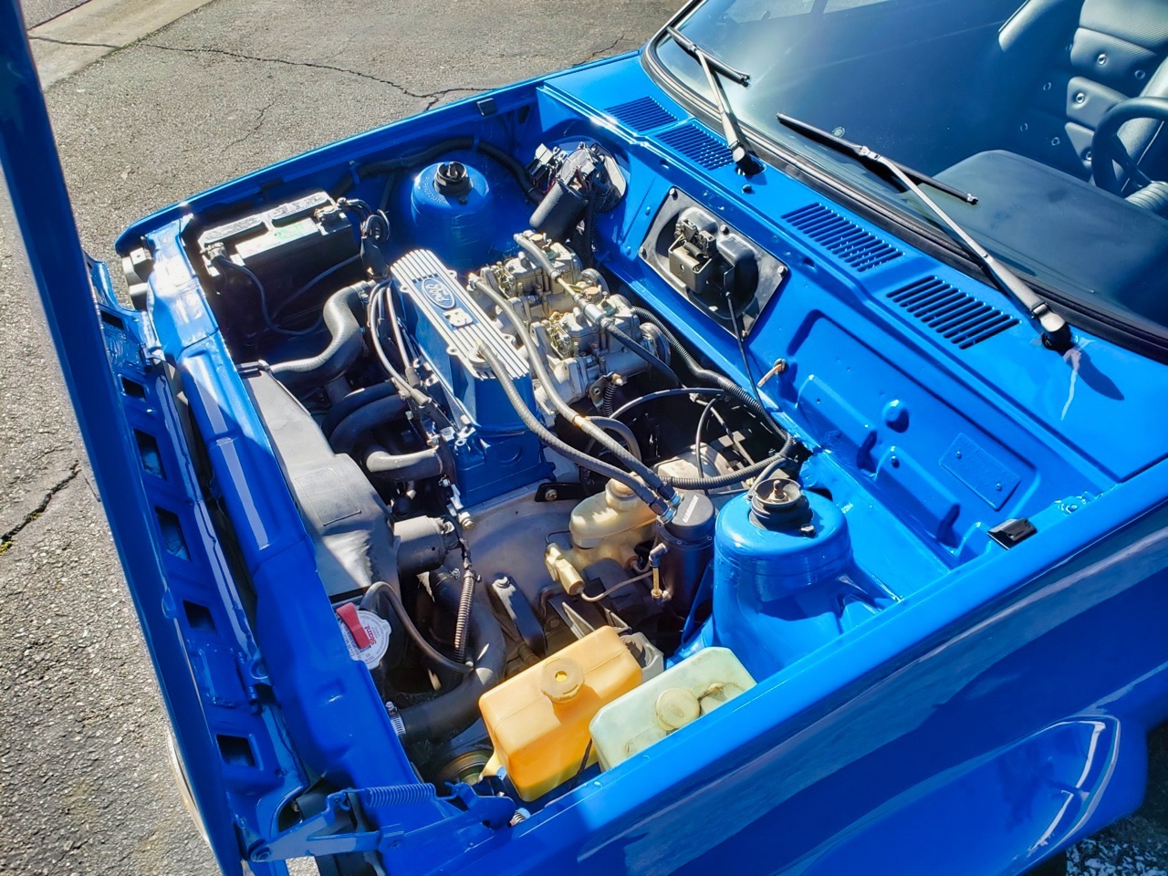'79 Ford Fiesta... RS - Enfin si elle avait existé ! 11
