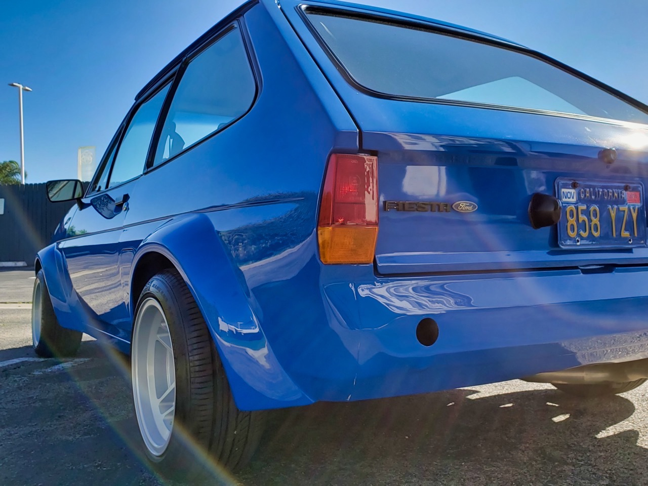 '79 Ford Fiesta... RS - Enfin si elle avait existé ! 8