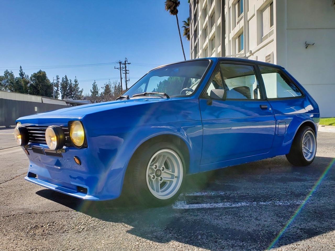 '79 Ford Fiesta... RS - Enfin si elle avait existé ! 10