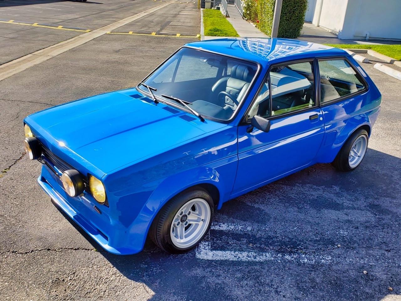 '79 Ford Fiesta... RS - Enfin si elle avait existé ! 1