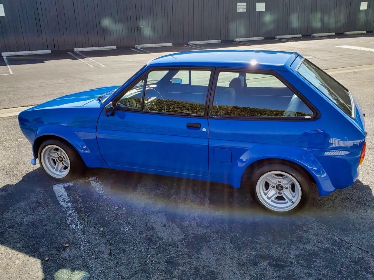 '79 Ford Fiesta... RS - Enfin si elle avait existé ! 7