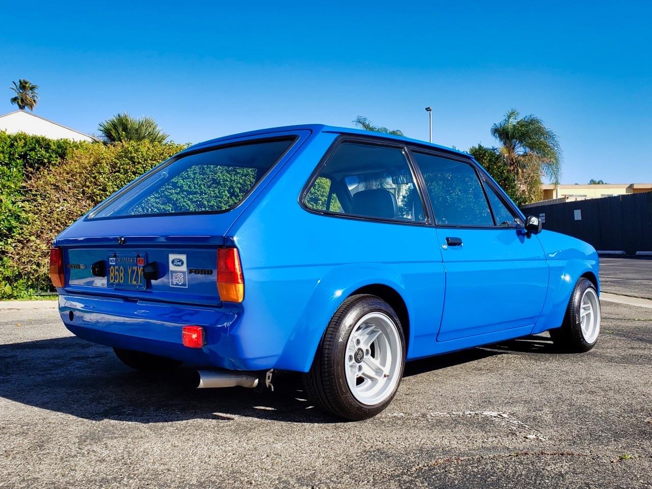 '79 Ford Fiesta... RS - Enfin si elle avait existé ! 6