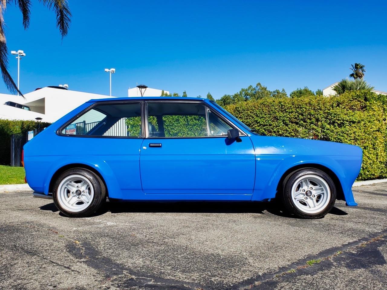 '79 Ford Fiesta... RS - Enfin si elle avait existé ! 2