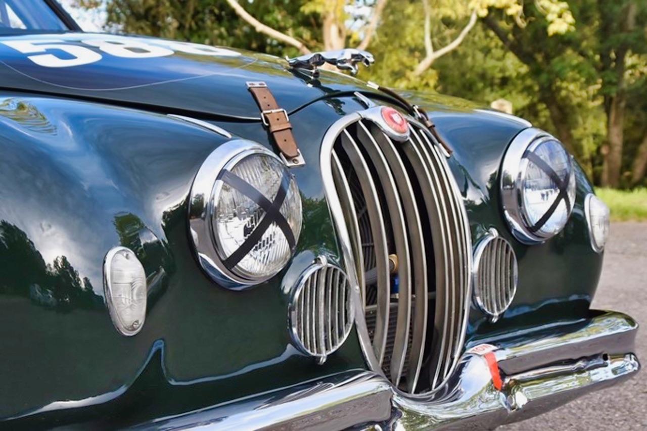 Jaguar 3.4 Saloon... Une Mk1 dans la course ! 4