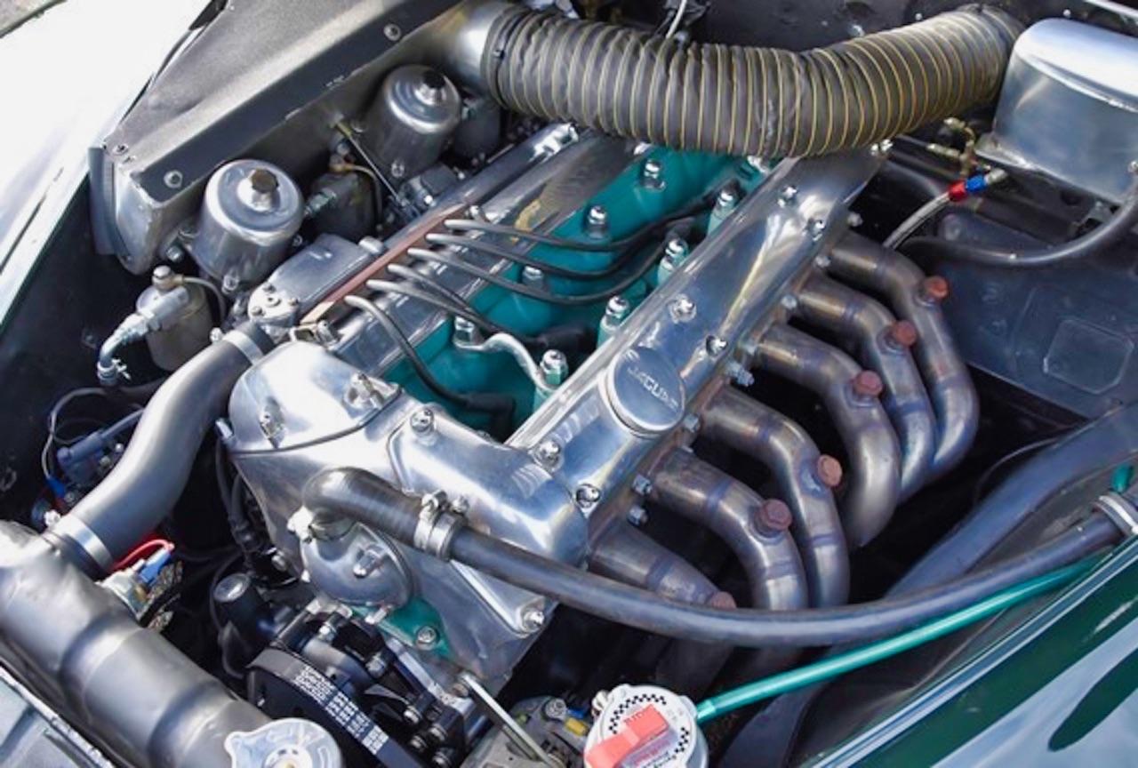 Jaguar 3.4 Saloon... Une Mk1 dans la course ! 5