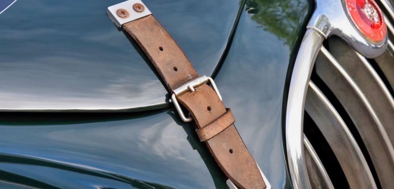 Jaguar 3.4 Saloon... Une Mk1 dans la course ! 10