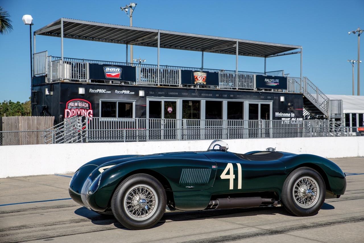 Jaguar Type C : Divine féline ! 1