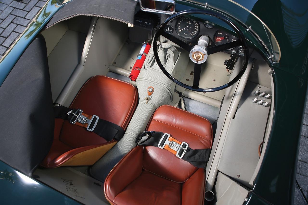 Jaguar Type C : Divine féline ! 12