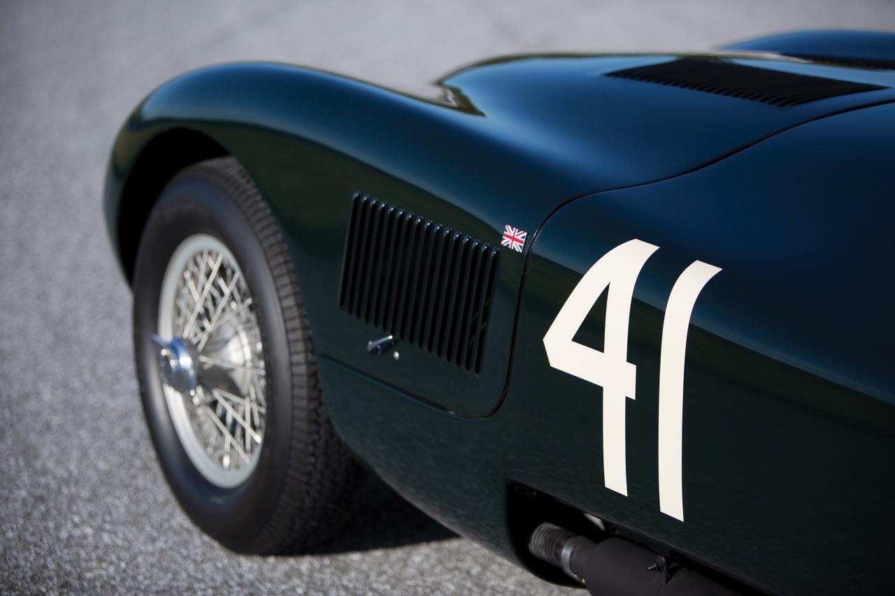 Jaguar Type C : Divine féline ! 10