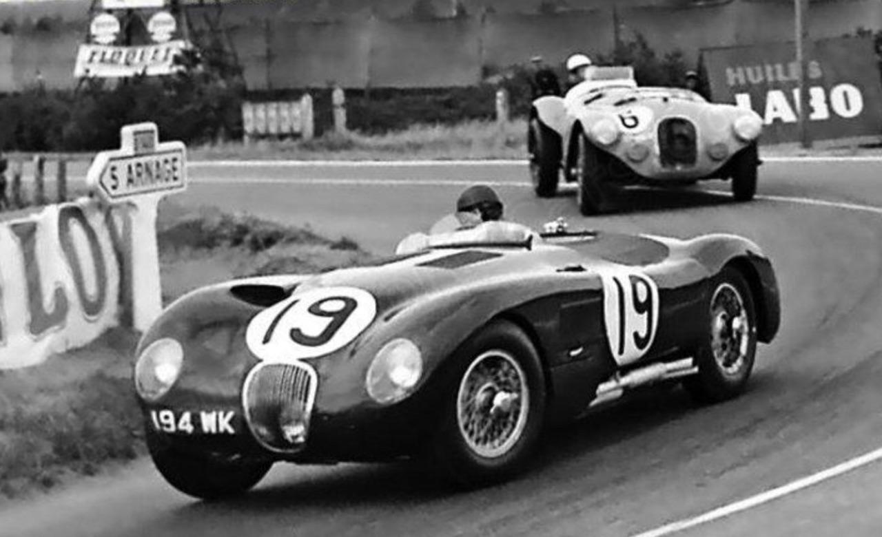 Jaguar Type C : Divine féline ! 15