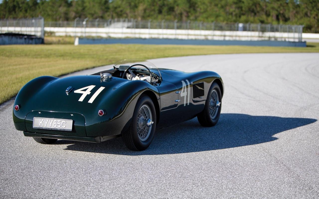 Jaguar Type C : Divine féline ! 16