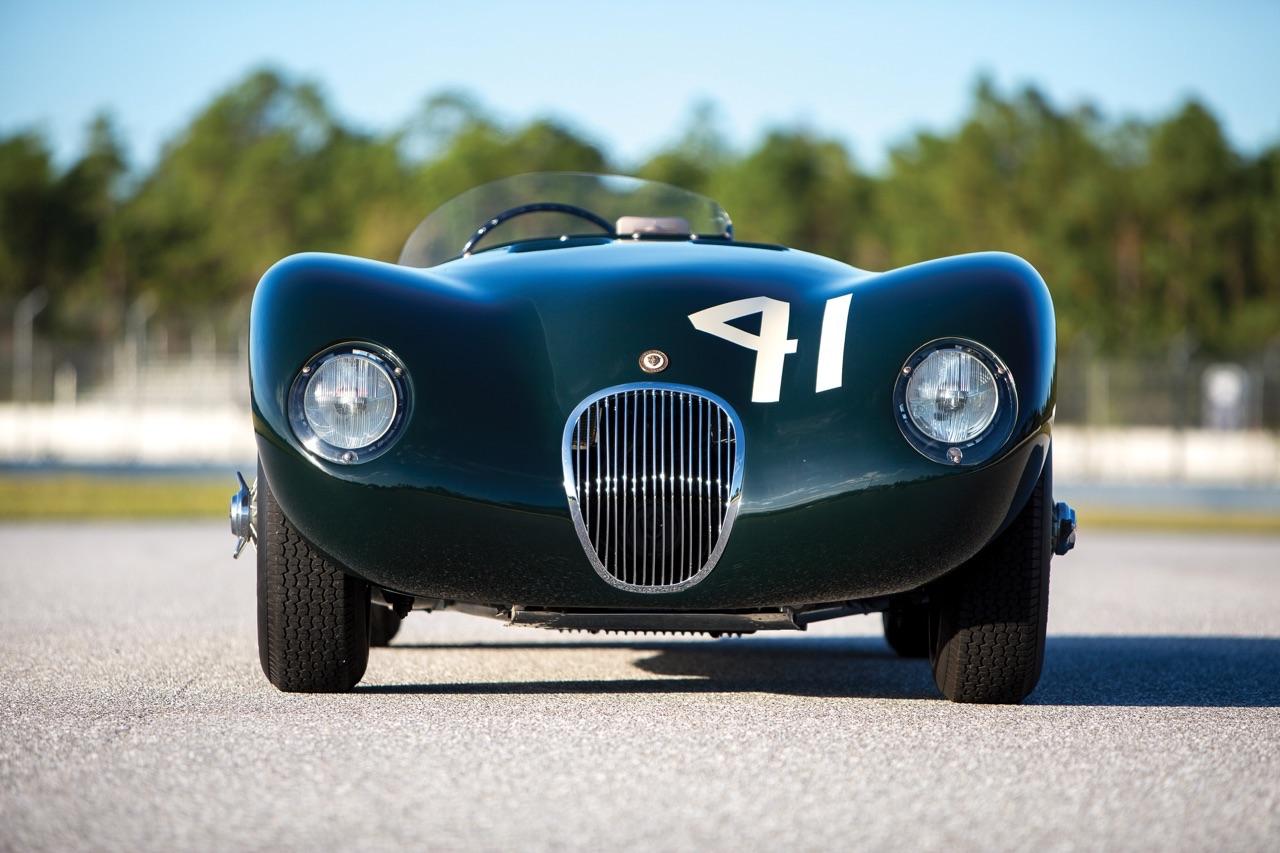 Jaguar Type C : Divine féline ! 7