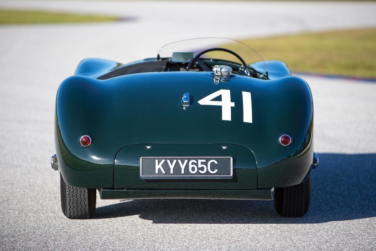 Jaguar Type C : Divine féline ! 8