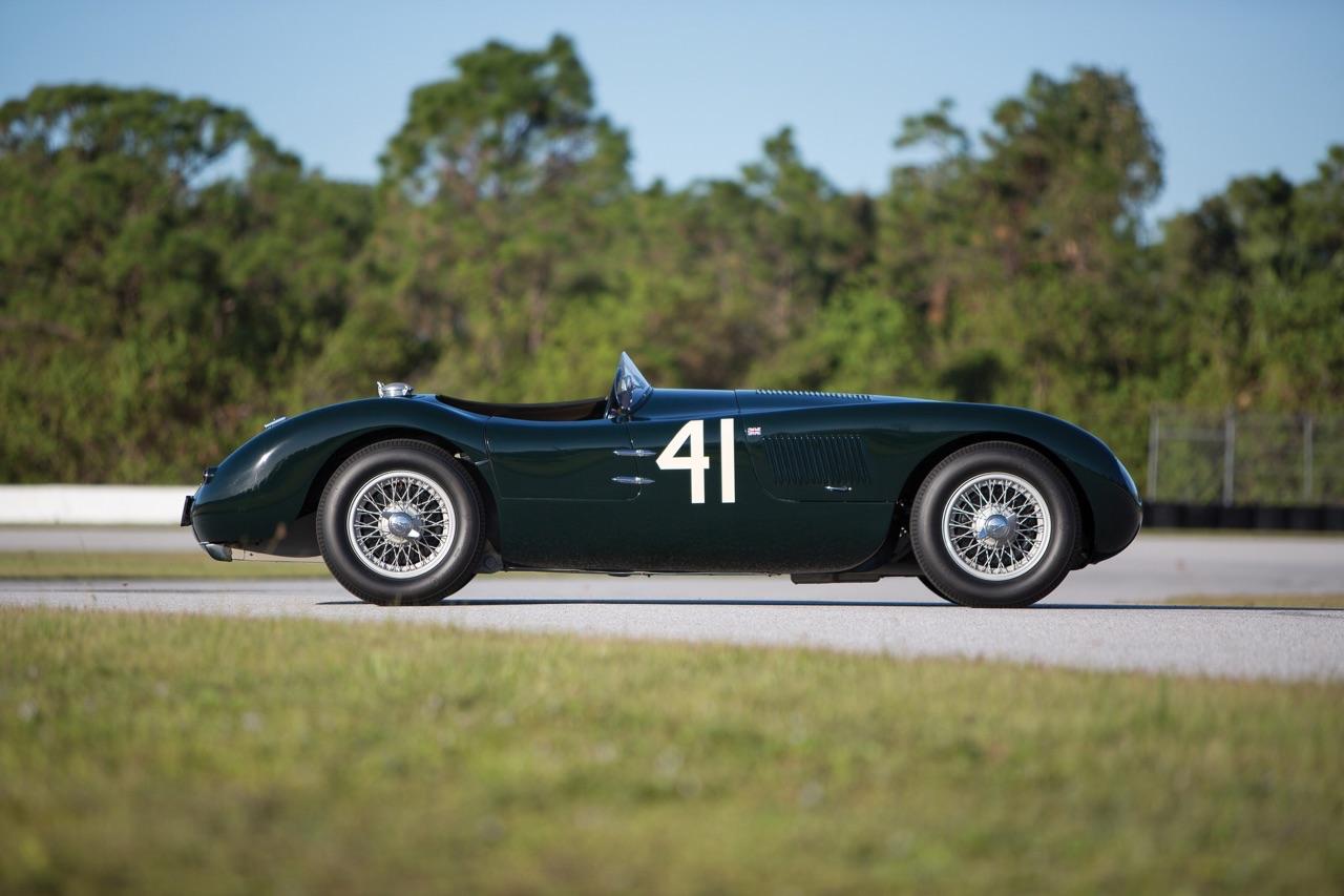 Jaguar Type C : Divine féline ! 5