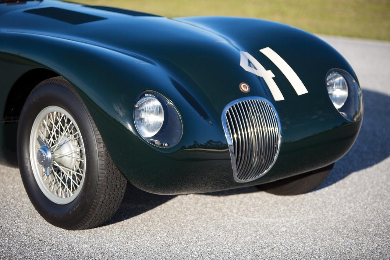 Jaguar Type C : Divine féline ! 4