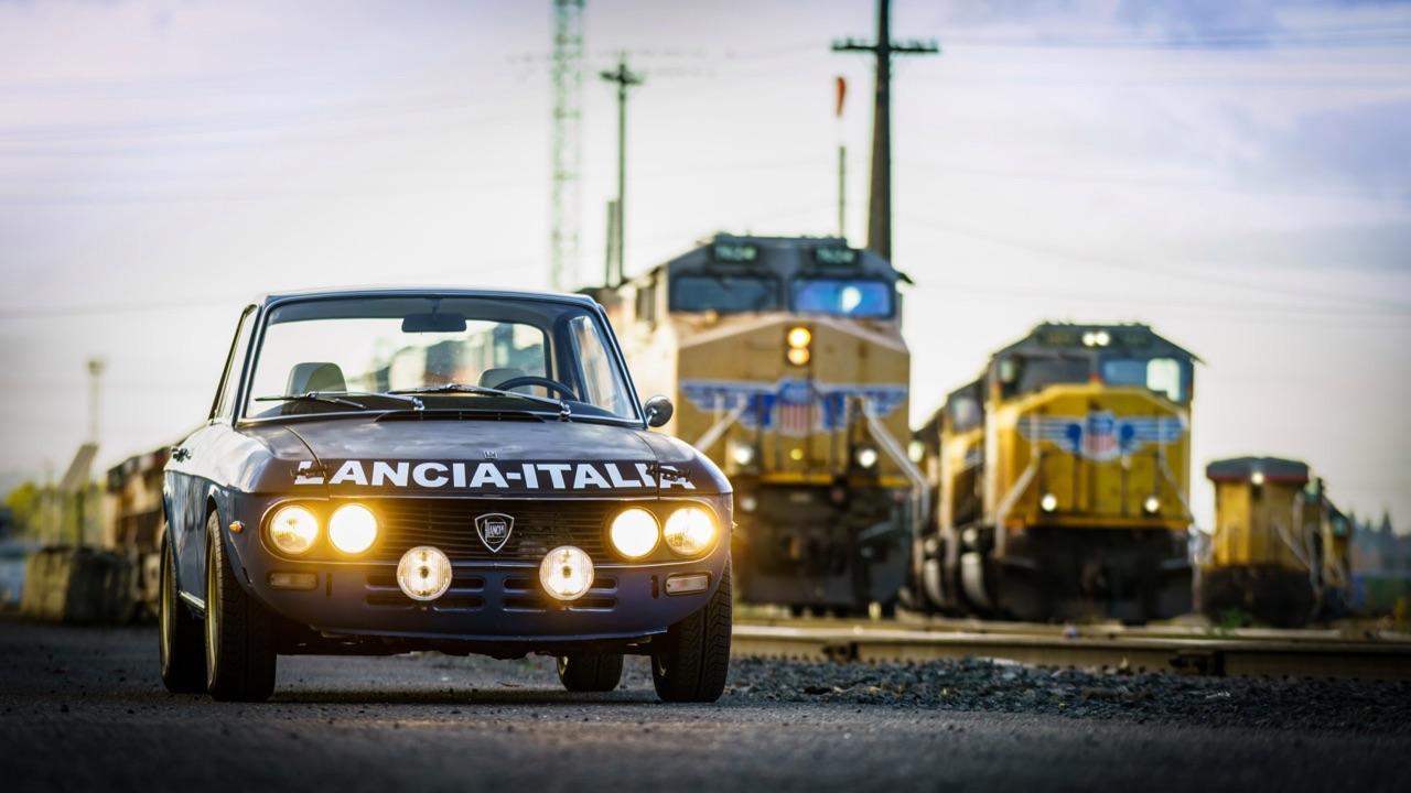 Lancia Fulvia 1.3S... Sportive ?! 16