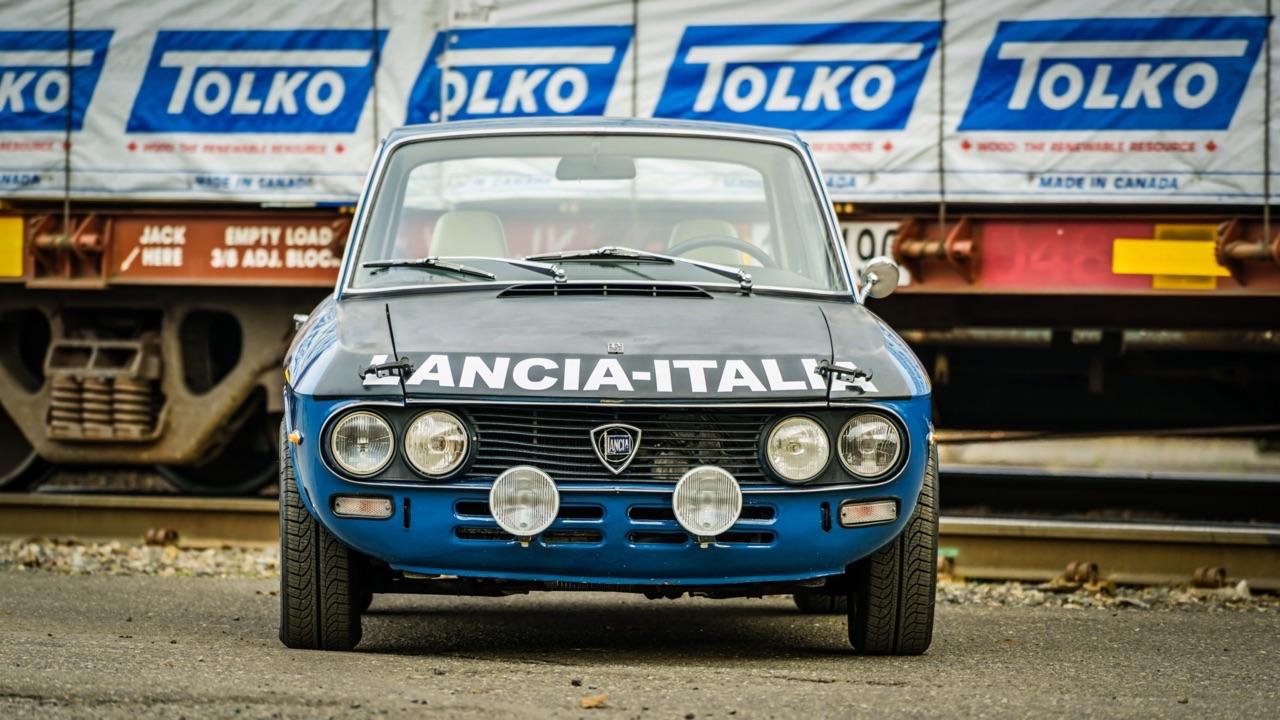Lancia Fulvia 1.3S... Sportive ?! 5