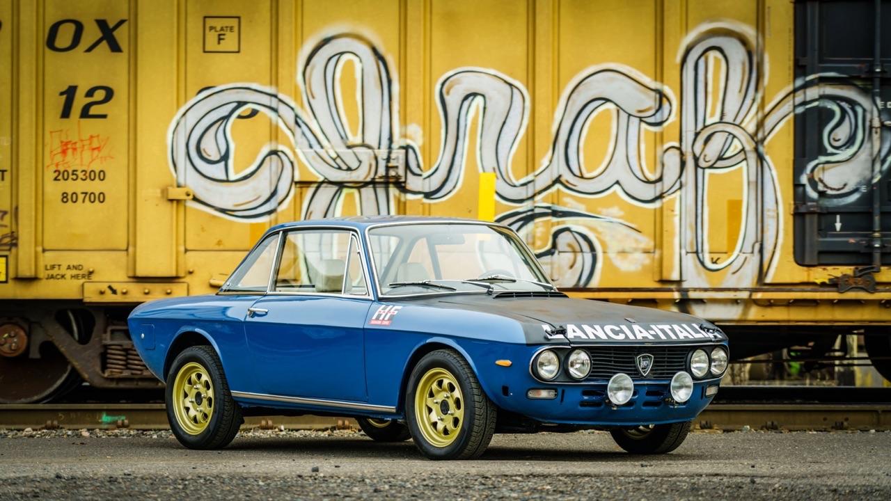 Lancia Fulvia 1.3S... Sportive ?! 10