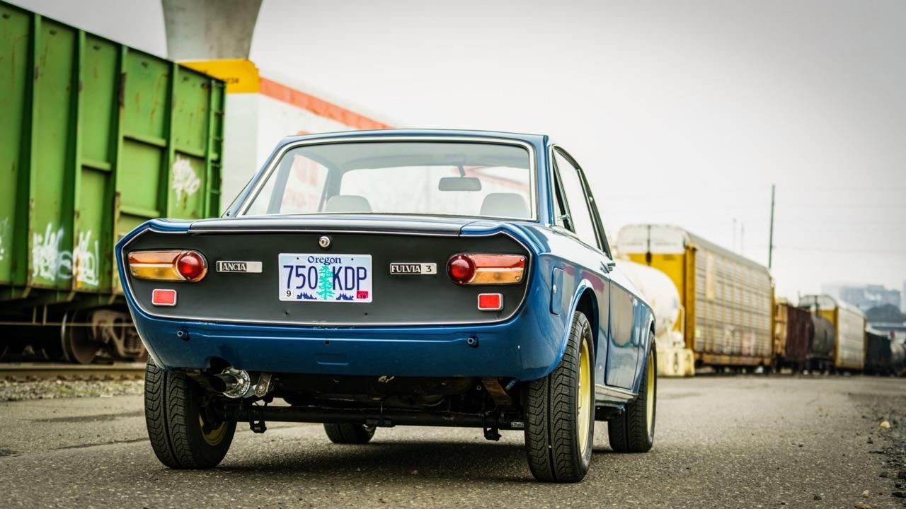 Lancia Fulvia 1.3S... Sportive ?! 13